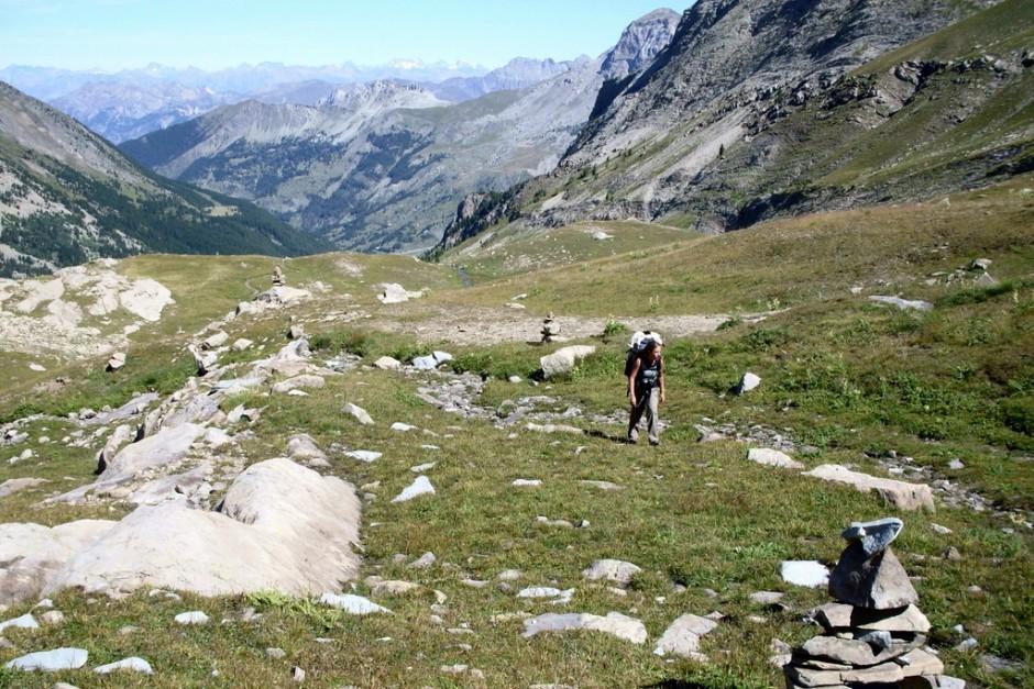 La vallée du Laverq